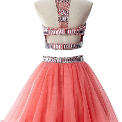 Beaded Embellished Two-Piece Homeco..