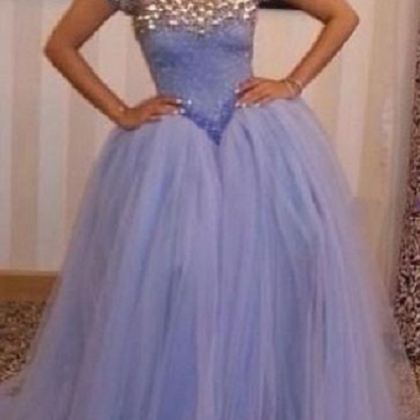 Elegant Prom Dress,Ball Gown Evenin..