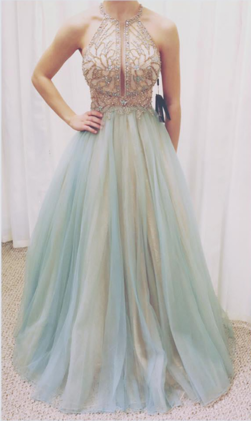 Beading Charming Prom Dress,Long Prom Dresses,Prom Dresses,Evening Dress, Prom Gowns, Formal Women Dress,prom dress