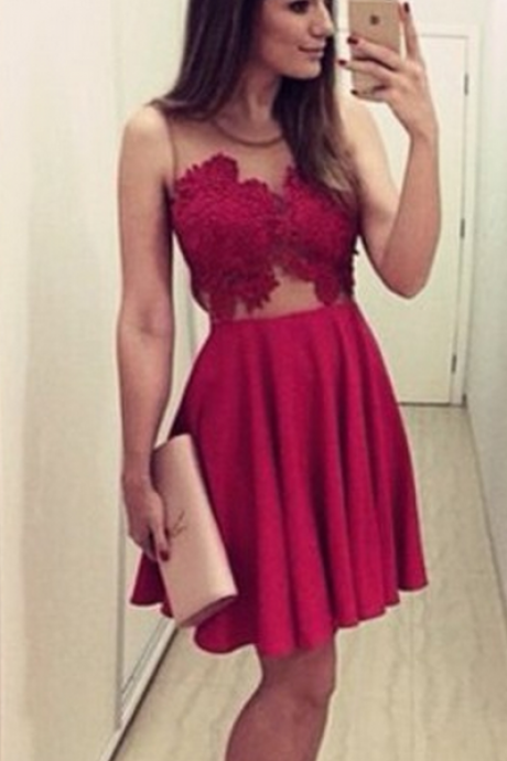 New Arrival Sexy Homecoming Dresses,Chiffon Graduation Dresses,Homecoming Dress,Short/Mini Homecoming Dress