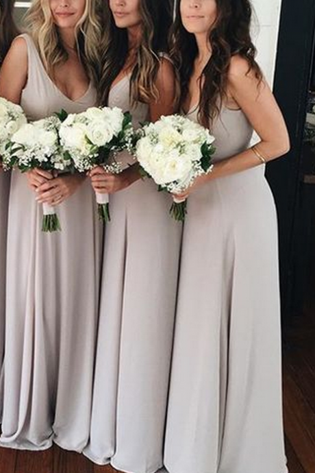 Bridesmaid Dress,Chiffon Bridesmaid Dresses
