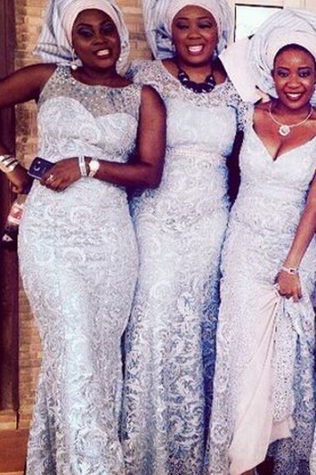 Cheap bridesmaid dresses ,Arabic Mermaid Silver Bridesmaid Dresses ,Lace Long Wedding Guest dress,Bridal Wedding dress, Evening dress,elegant ,Black women dress