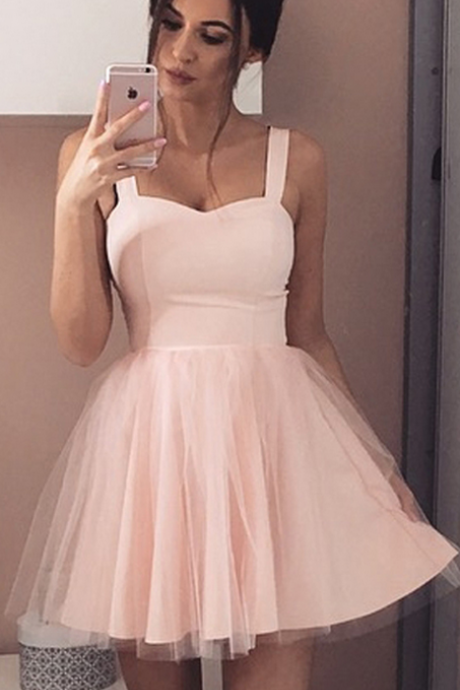 Lovely Homecoming Dresses,A-line Homecoming Dresses