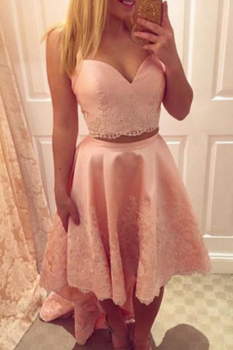 pink dress ,prom dresses ,elegant dress ,party dress ,homecoming dresses