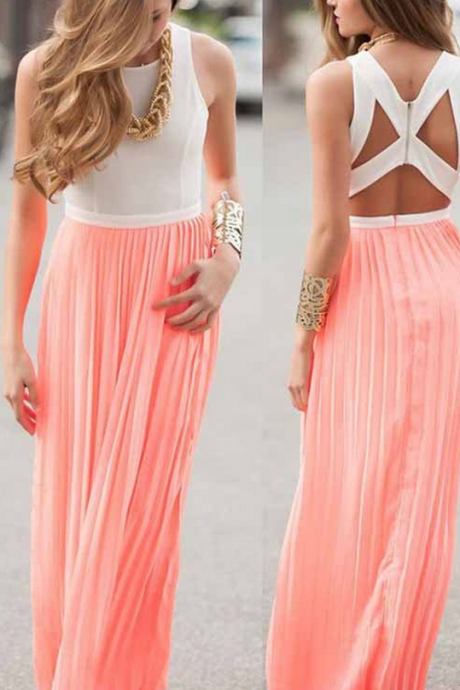Charming Prom Dress,Zipper Prom Dress,Maxi Prom Dress,Fashion Prom Dress,Sexy Party Dress, New Style Evening Dress