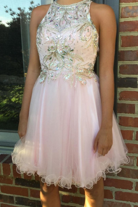 Tulle Homecoming Dress,Cute Homecoming Dresses,Short Homecoming Dress,Prom Party Dress,Prom Gown