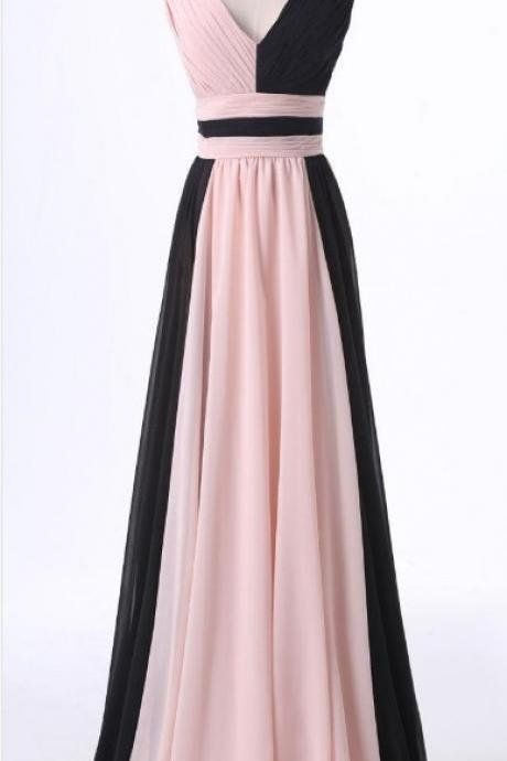 Long Pleated Formal Occasion Dress