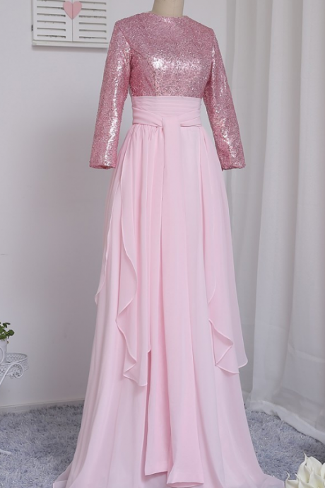 Beautiful skirt night Muslim quarter sleeve dubai islamic wedding dress party dress