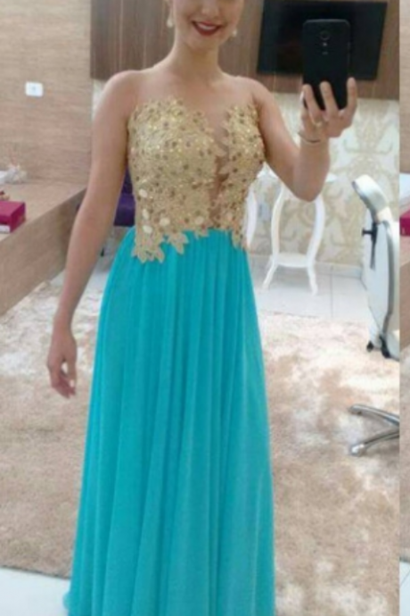 Sheath/Column Sleeveless Natural Zipper Floor-Length Chiffon Prom Dresses