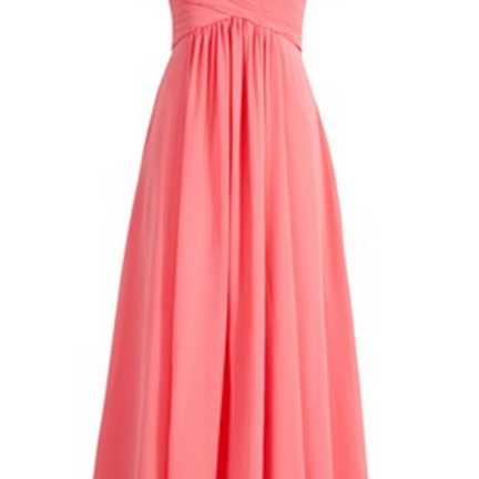 bridesmaid dress,long bridesmaid dress,chiffon bridesmaid dress,cheap bridesmaid dresses