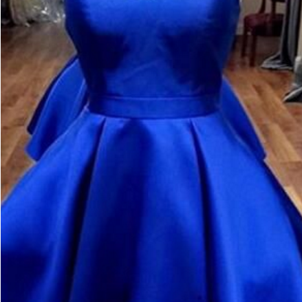straps royal blue homecoming dress, short royal blue homecoming dress party dress