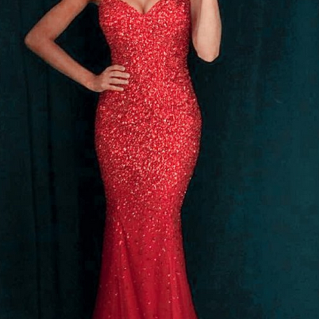 Sweetheart Prom Dresses,Lace Up Prom Dresses,Sparkly Prom Dresses,Mermaid Prom Dresses,Red Prom Dresses,Sequin Shiny Prom Dresses