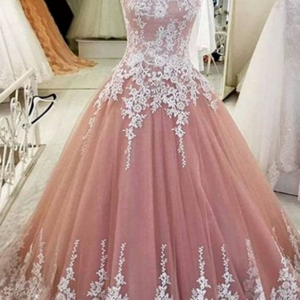 Strapless Ball Gown Formal Occasion Dress with Lace