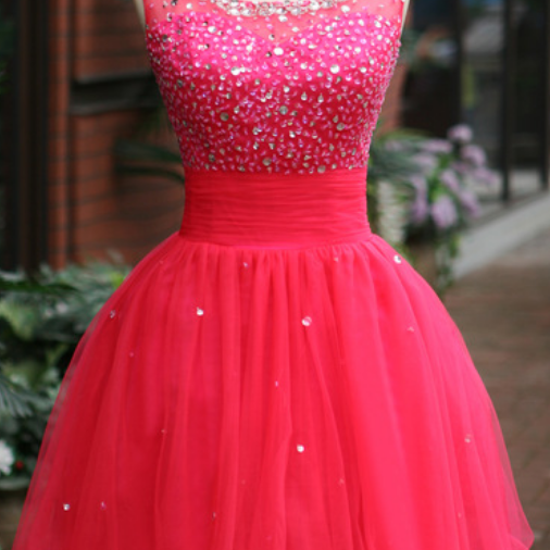 Sexy dress mini crystal shirtless burning Homecoming Prom party and pearl wedding gown